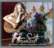 Taylor Swift - Fearless 5 CD Alternate Album Promo CD