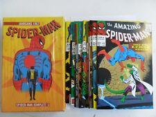 Spider-Man - Komplett 5 - Jahrgang 1967 Box-Set - Zustand Sehr Gut