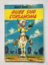 LUCKY LUKE RUEE SUR L OKLAHOMA 14 / BD EO 1960 / MORRIS & GOSCINNY / DUPUIS