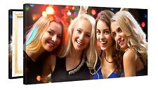 CUSTOM CANVAS PRINTING HD PRINT YOUR OWN PHOTO ON CANVAS Ready to Hang