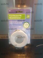 Green i GEFL Flush Mounted PIR Movement Sensor Switch On & OFF