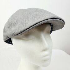 Wilson Leather Mens Gatsby Gray Cap Spring L-XL NWT $35
