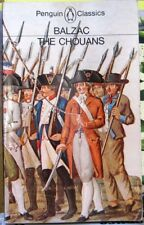 The Chouans by Honore de Balzac (Penguin Paperback, 1972)