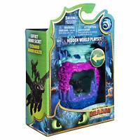 How to Train Your Dragon Hidden World Playset with Toothless Figure