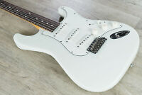 Suhr Classic S SSS Electric Guitar Indian Rosewood Fretboard SSCII Olympic White