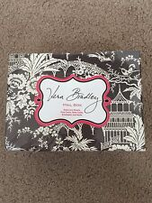 New Vera Bradley Imperial Toile Mail Box Stationery Box Note Cards Stickers