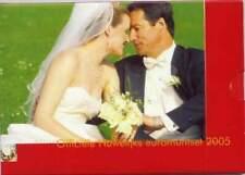 Nederland 1 cent / 2 euro 2005 : Huwelijksset