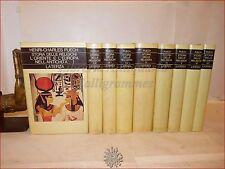 Puech: STORIA DELLE RELIGIONI 7 volumi in 9 tomi LATERZA con Carte Geografiche