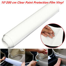 Universal Clear Car Door Sill/Edge Paint Protect Anti-Scratch Film Vinyl Sheet