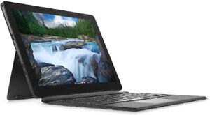 Dell 5285 2-in-1 TOUCH i7 7600U 2.8GHz 16GB 240GB SSD 1920x1080 W/ Keyboard LTE