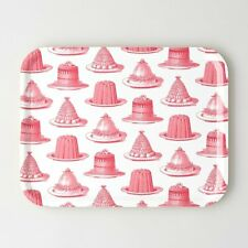 SALE Thornback & Peel Pink Jelly & Cake Large Tray Serving