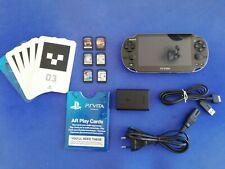 PSP Vita PCH-1004 + 6 Giochi PARI AL NUOVO