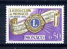 MONACO - 1963 - Lions Club di Monaco