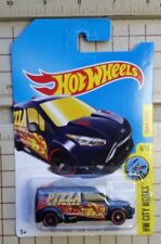 Hot Wheels Treasure Hunt Ford Transit Connect