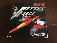 MINT Nintendo Virtual Boy VERTICAL FORCE JAPAN