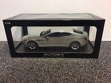 Aston Martin Rapide S 2015 Silver Fox 1:18 AUTOart