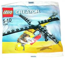 7799 LEGO Creator Cargo Copter Helicopter NEW Sealed Polybag Promo Set