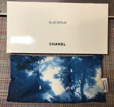 CHANEL VIP GIFT pillow Blue Serum Eye Cushion for relaxation NEW
