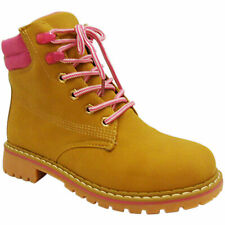 Ladies Camel, Rose Red Lace Up Ankle Boots UK 5 EU 38 JS55 61