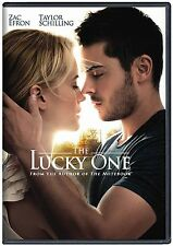 The Lucky One DVD + UV Copy Zac Efron Taylor Schilling UK Release New Sealed R2