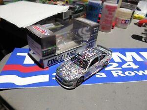 2020 Corey LaJoie #32 TRUMP 2020 1/64 Silver Confetti NASCAR 1/64 Custom MAGA