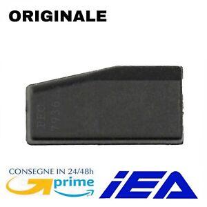 Transponder chip ORIGINALE IEA PCF7936 COMPATIBILE CON AUDI