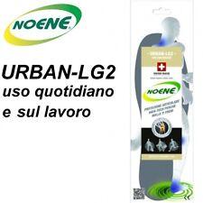 Solette NOENE Urban LG2 36 37 38 39 Anti Schock Per Tallonite Tendinite Sottili