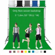 3*1.6m Screen Non-woven fabrics Photography Background Backdrop Photo Studio
