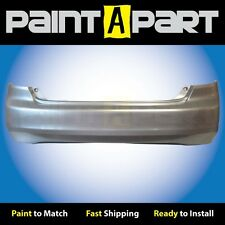 2003 2004 2005 Honda Accord Sedan Rear Bumper Painted NH623M Satin Silver Met