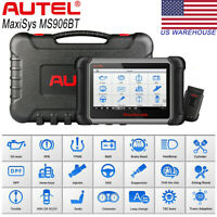 Autel MaxiSys MS906BT OBD2 Auto Diagnostic ECU Coding Scanner Than DS708 MS906
