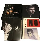 Elvis Remembered 1935-1977 Book W/ Reproduction Files & DVD