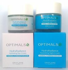 ORIFLAME Optimals Hydra Radiance Day + Night Cream For Normal/ Combination Skin