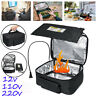 Car Home Warmer Food Heater Electric Lunch Bag Heating Bags Oven Instant