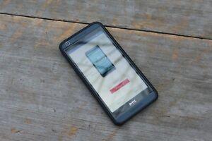 HTC Desire 0PM9110 8GB ( Cricket) Blue Light Blue