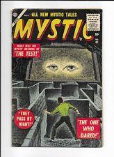 MYSTIC #41 ==> VG HORROR/SUSPENSE ATLAS COMICS 1955