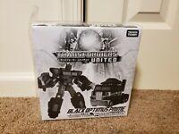 Transformers Tokyo Toy Show Black Optimus Prime Convoy Exclusive Nemesis United
