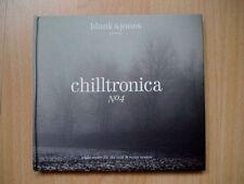 "BLANK & JONES present "" Chilltronica No 4 ""/ Hardcover / über 74 Min. / CD / NEU"