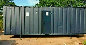 24ft x 9ft Anti Vandal Office/Canteen - All Colours Available - Ex Salford