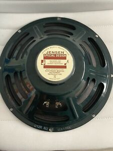 "Jensen C12R 12"" Vintage Series Guitar Speaker, 8 Ohm"