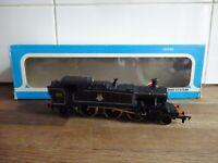 Airfix Prairie tank locomotive 2-6-2 British Railways 6167 Black livery 00 gauge