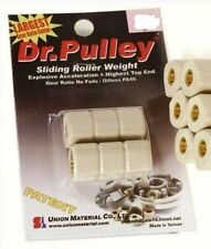 Dr Pulley Sliding Rollers 21 17 12g Variator Weights