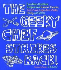 The Geeky Chef Strikes Back!: Even More Unofficial Recipes from Minecraft, Game