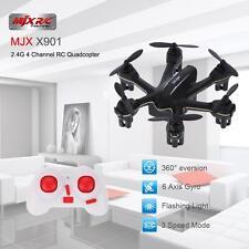 MJX X901 X900 Mini Nano 2.4G 6-Axis Gyro Hexacopter RTF 3D Flips & Rolls Mode 2