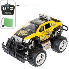 Toller Pickup Monstertruck (Gelb) Cross Country 1:16 mit Fernsteuerung und AKKU