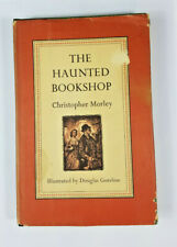 The Haunted Bookshop by Christopher Morley 1955 Lippencott