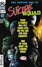 Suicide Squad Comic Issue 33 Modern Age First Print 2018 Spurrier Pasarin Albert