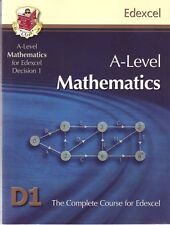 A-Level Maths for Edexcel - Decision Maths 1: Student Book