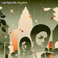 Late Night with King Britt [Digipak] by King Britt (CD, Mar-2006, Swank...