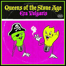 Era Vulgaris by Queens of the Stone Age CD Special Edition 2 Extra Tracks!