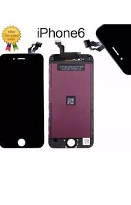 """iPhone 6 Black 4.7""""OEM Premium Quality AAA**Front Touch Digitizer & LCD Screen"""